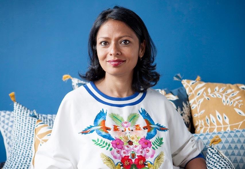 Usha Bora portrait